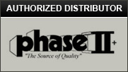 Phase II+ - Authorized Distributor