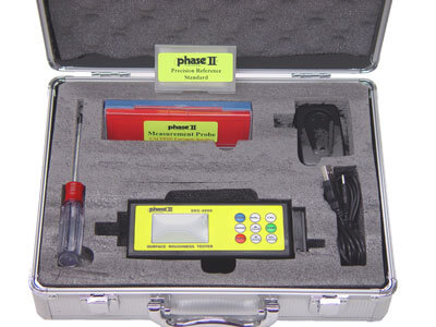 Phase II+ Portable Surface Roughness Tester Profilometer - SRG-4000
