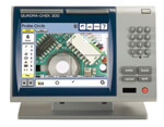 Video Inspection System 9100 Series - S-T Industries with Quadra-Chek 323 and 3-axis CNC Controls