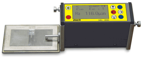 Phase II+ Surface Roughness Tester Profilometer - SRG-4500