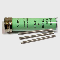 29° Acme Thread Measuring Wires