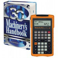 Machinery's Handbook, 30th Edition, Toolbox and Machinist Calc Pro 2 Combo